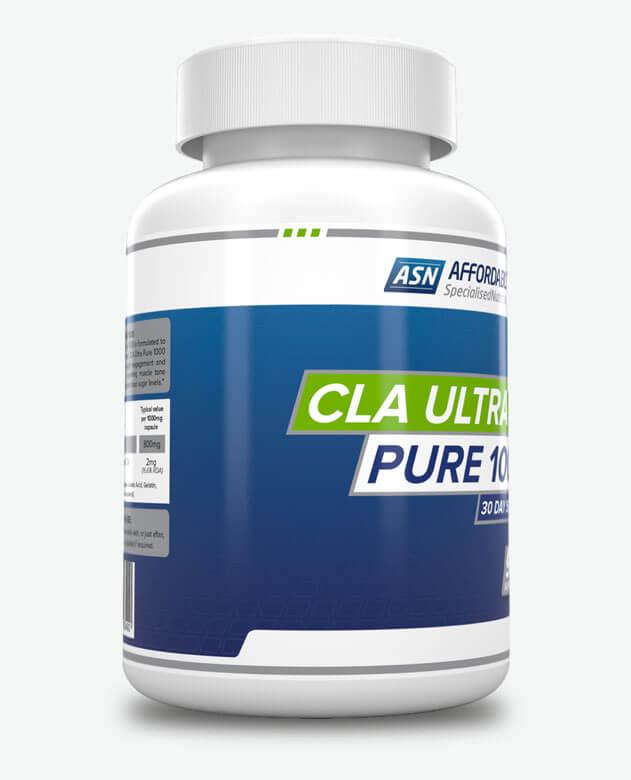ASN CLA 90 Softgels Stimulant Free