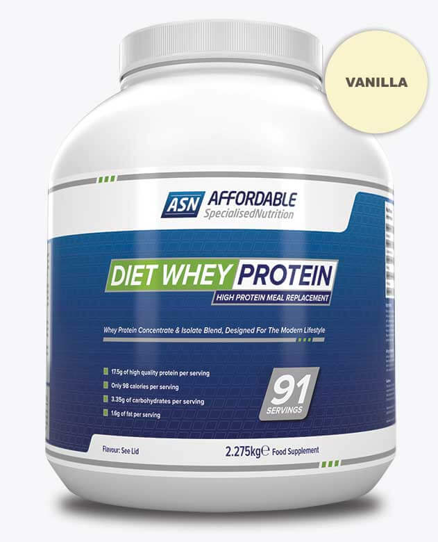Diet Whey Vanilla
