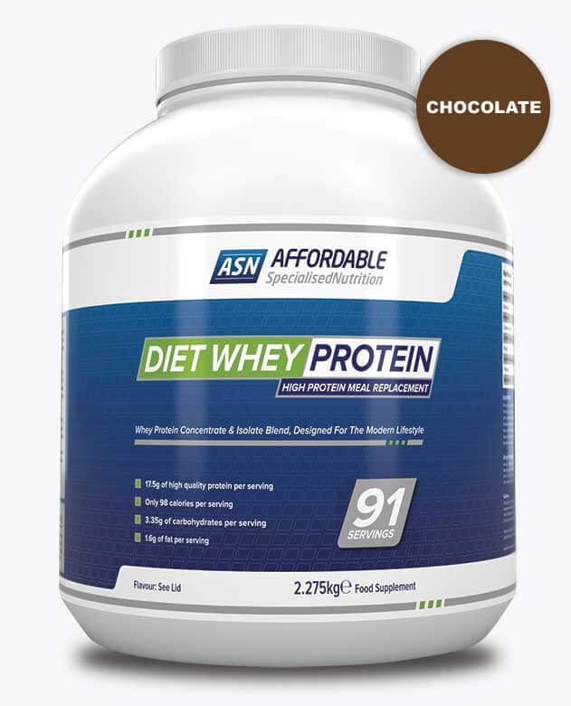 ASN Diet Whey Chocolate