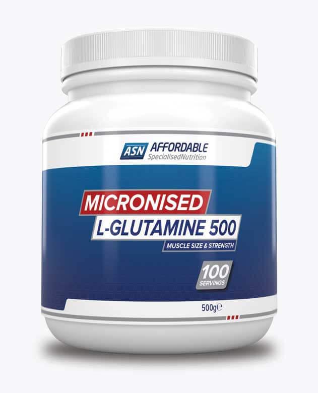 ASN Micronised L-Glutamine