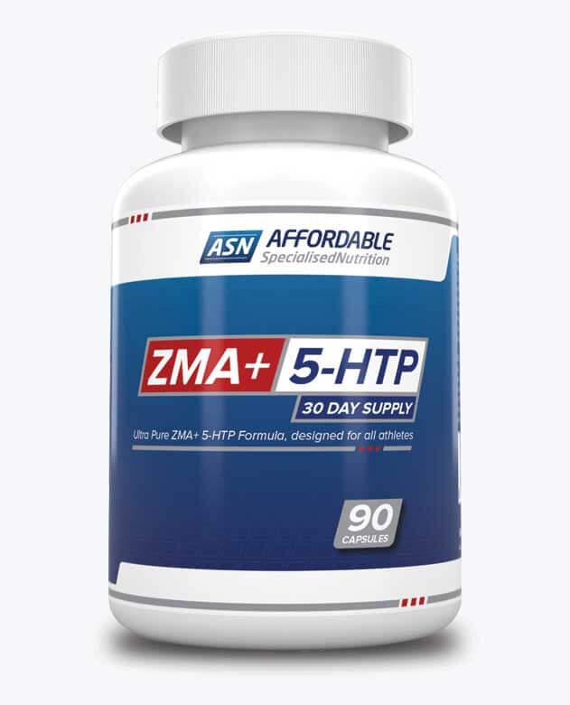 ASN ZMA+5HTP