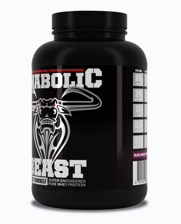 Beast Yourself Anabolic Beast Strawberry