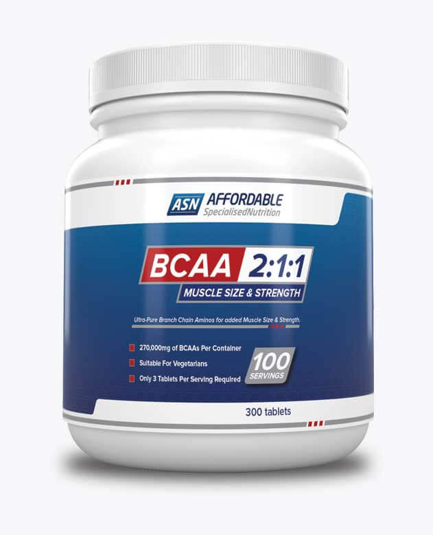 ASN BCAA 300 Tablets
