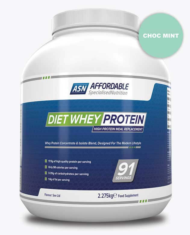 ASN Diet Whey Chocolate Mint