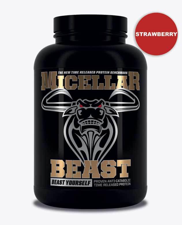 Micellar Beast Strawberry