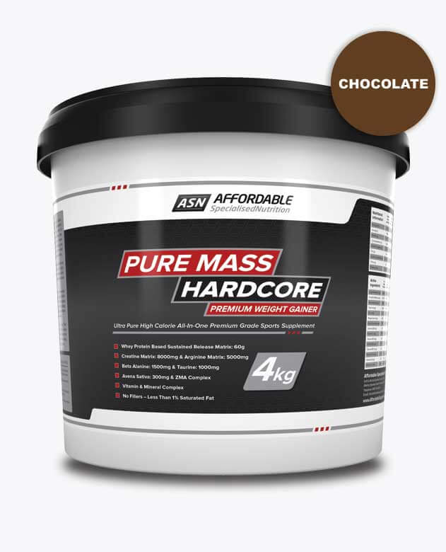 Pure Mass Hardcore Chocolate