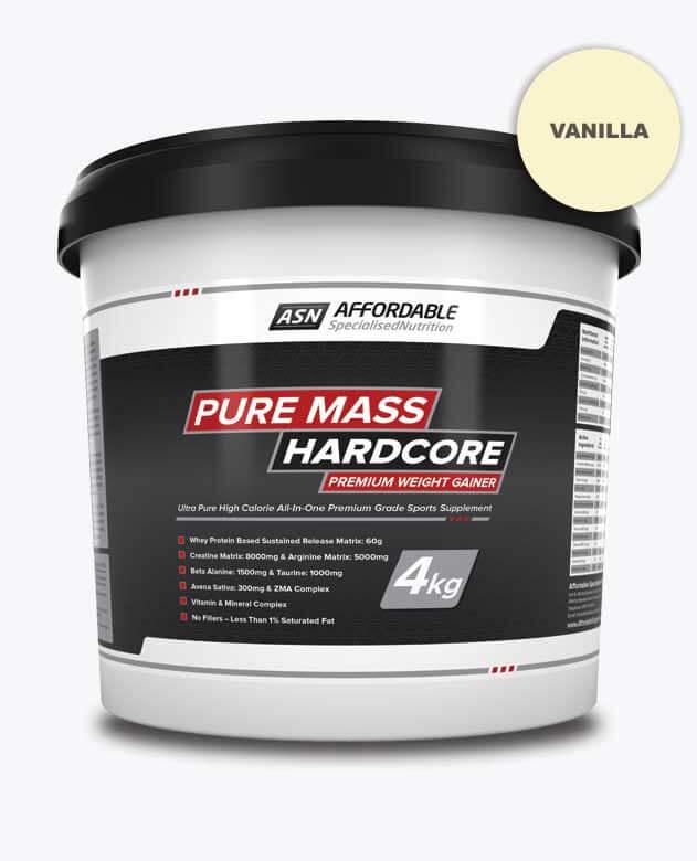 Pure Mass Hardcore Vanilla