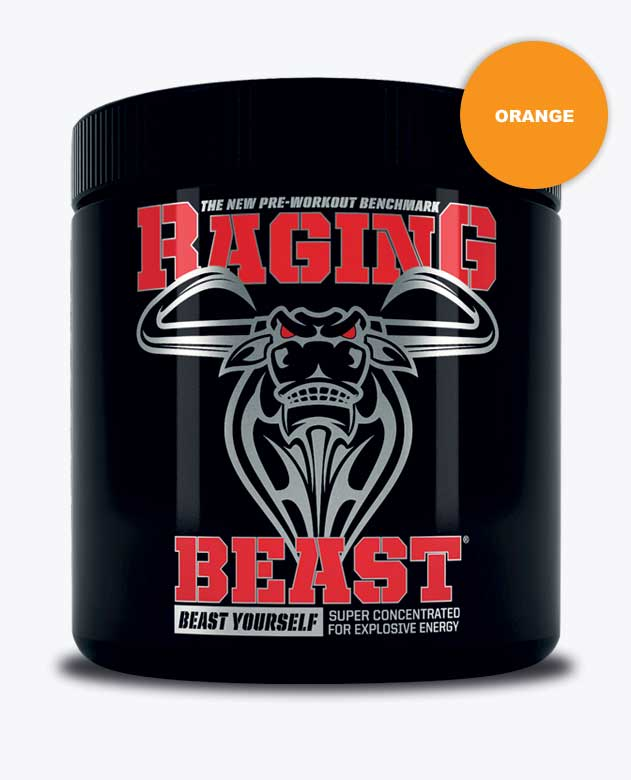 Raging Beast Orange