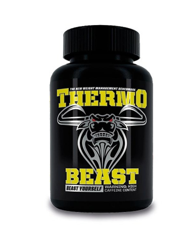 1 x Thermo Beast – 120 Vegi-Caps