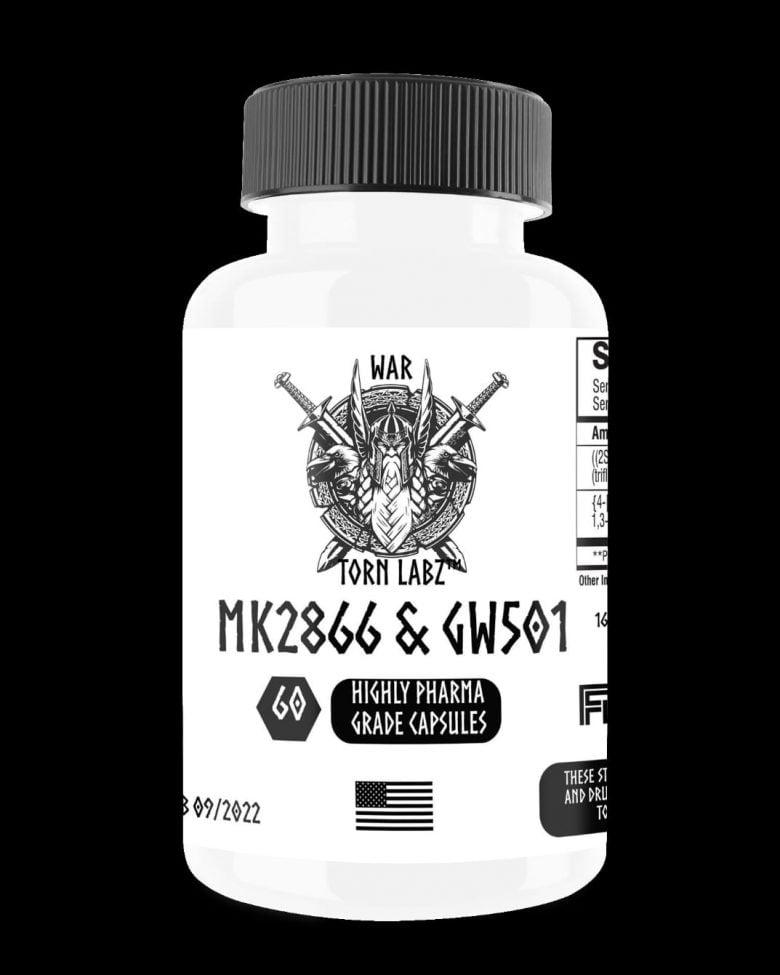MK2866 & GW 501516 60 Capsules (Aries)