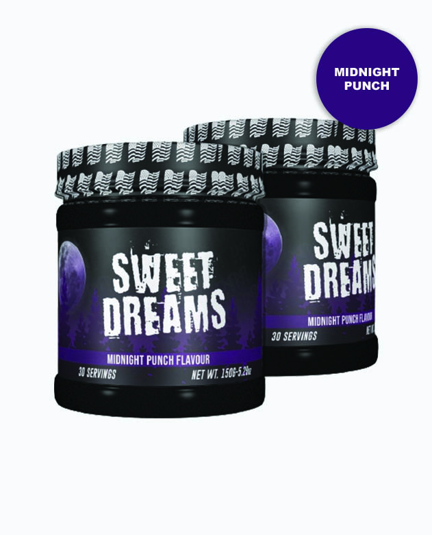 Sweet Dreams Midnight Punch | DNA Sports™